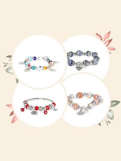Buy Any 4 Western Bracelets @299