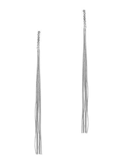 Shoulder Long Western Earrings