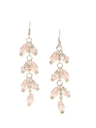 Timeless Party Wear Long Handmade Western Earrings