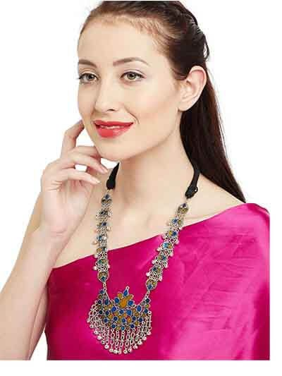 Kai Silver Bohemian Fashion necklace