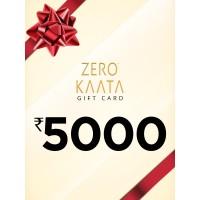 ZeroKaata Gift Card