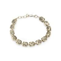 Fa-Shell Handmade Jewellery Bracelet