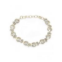 Curvy Handmade Jewellery Bracelet