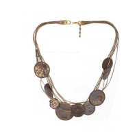 Entangled Love Statement Necklace
