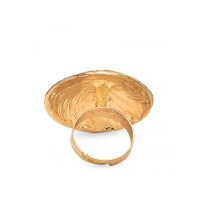 The Agafya Handmade Jewellery Ring