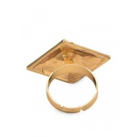 The Agatha Handmade Jewellery Ring