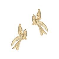 Flight of Freedom Stud Western Earrings
