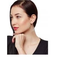 Semi Star 9 to 5 Office Wear Jewellery Earrings