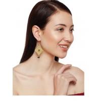 Dazzling Diamond Falling Drops Handmade Western Earrings