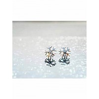 Winter Frost Silver Studs