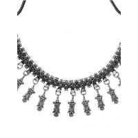 Vintage Season Silver Jewellery Necklace