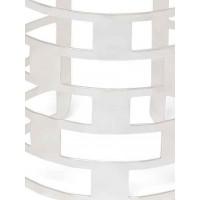 Adjustable Silver Cuff Bracelet