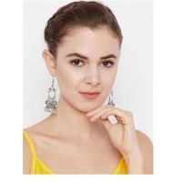 Birds Embellished Classic Tribal Jewellery Earrings With Pretty  Hangings