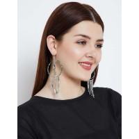 Multicolored Beaded Bali Earrings For Women