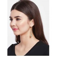 Golden Owl Western Handmade Earrings