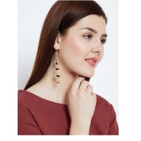 Combo Of Statement Necklace and Western Earrings