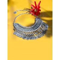 Ethnic Statement Fashion Necklace