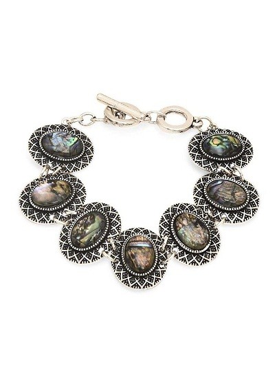 Brown Masai Circle Handmade Jewellery Bracelet