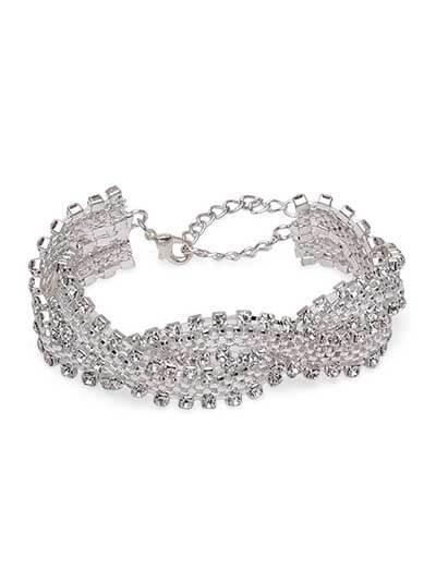 Twist and Turn Handmade Jewellery Bracelet