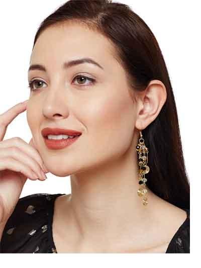 Blooms of valley Nirvana Handmade Western Earrings
