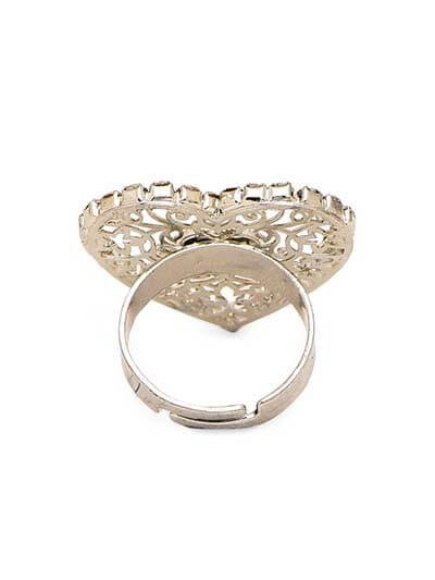 The Lucie Handmade Jewellery Ring