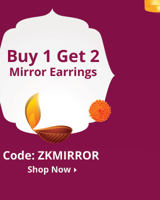 offers on mirror earrings