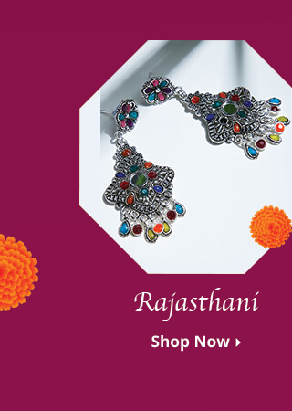 offers on rajasthani earrings