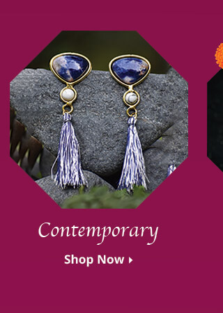 offers on contemporary earrings