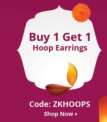 B1G1 hoops earrings