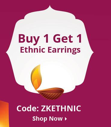 B1G1 Ethnic Earring