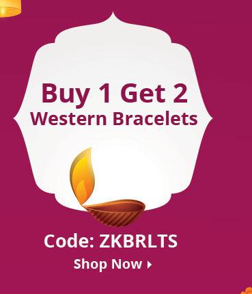 B1G1 Western Bracelets