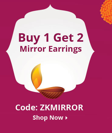B1G1 Mirror Earrings
