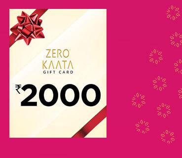 Gift Card ZeroKaata