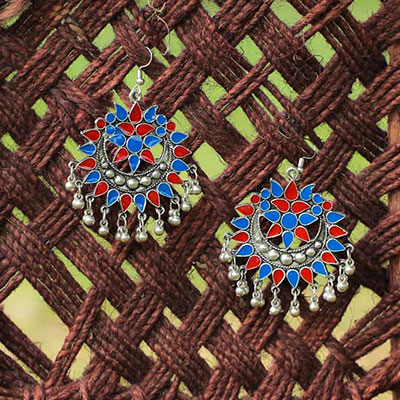 Get a High on Exotic Ethnic Earrings