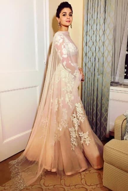 Alia Bhatt at IIFA awards in New York