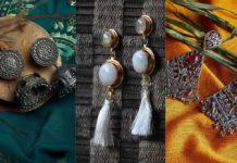 earrings for wedding bash