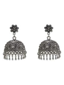 Royal style earring