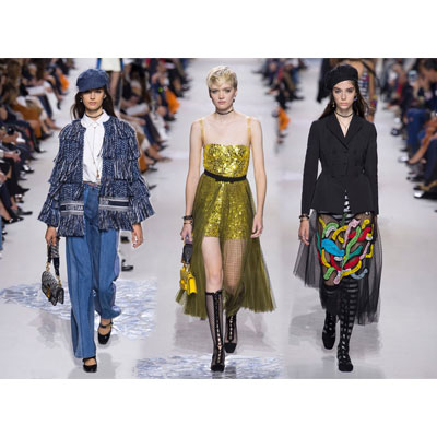 Paris Fashion Week: A Millennial's Runway