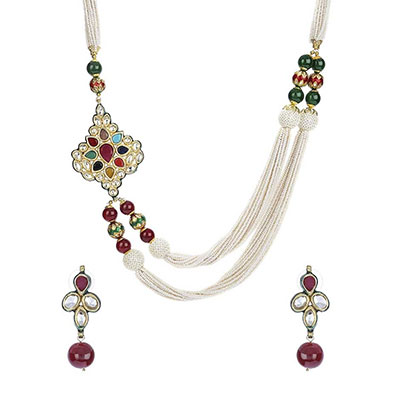 Kundan: The Royal Bejewelled Stone