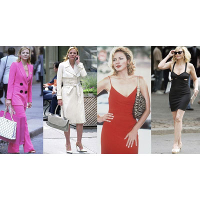 Samantha Jones Best SATC Looks