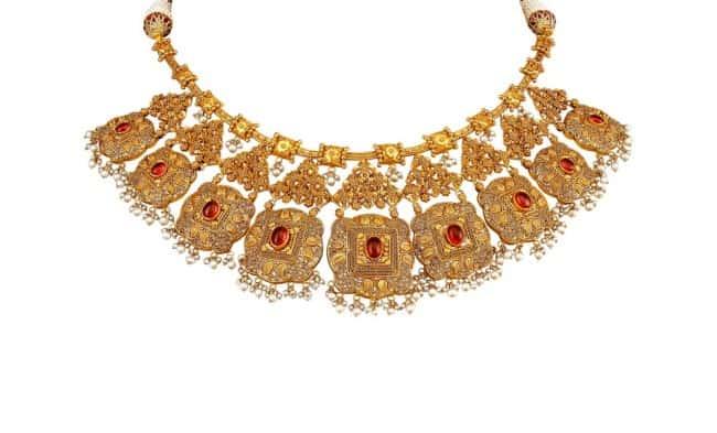 Padmavat's jewellery