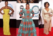 NAACP Awards Highlights: The Books Looks of the Red Carpet 2018