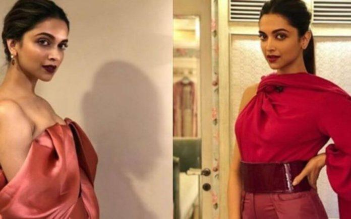 Deepika Padukone Stealing the Limelight during Padmavati Promotions