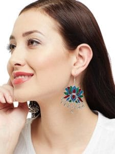 Quirky Chandbali Earrings