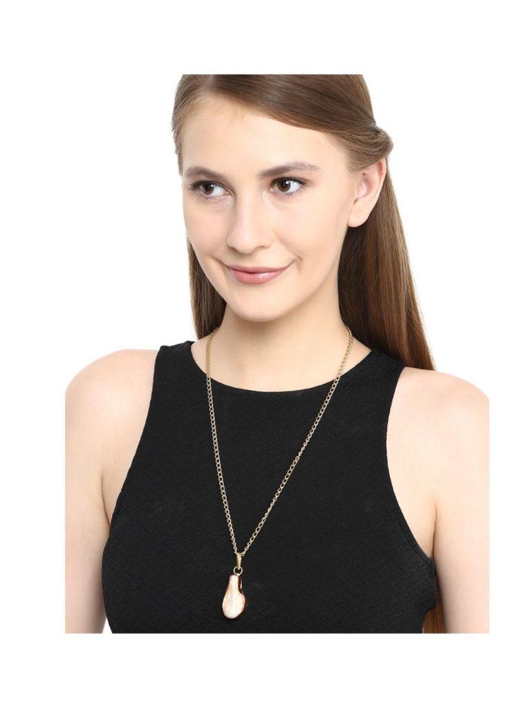Minimalist Handmade Jewellery: Necklace