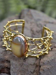 Handmade Jewellery Cuff