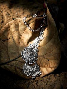 Mandala Tribal Handcrafted Tribal Jewellery Necklace