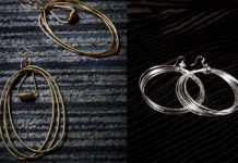 Styling with Big Hoops: All New Geometrical Earrings Collection