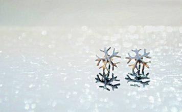 Silver Lust List: 5 Must-Have Silver Jewellery Stud Earrings