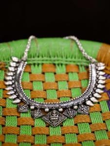Vintage Tribal Jewellery Fashion Necklace